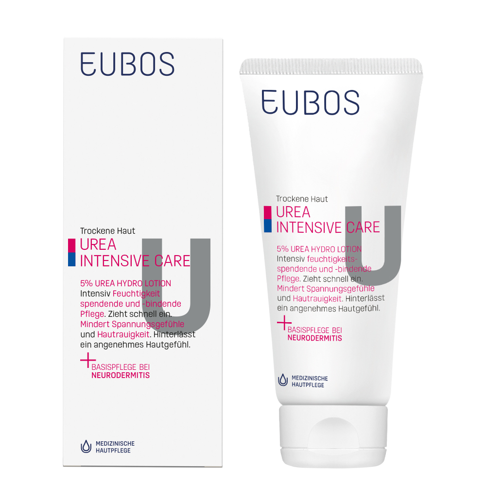 EUBOS Urea 5% Hydro Lotion