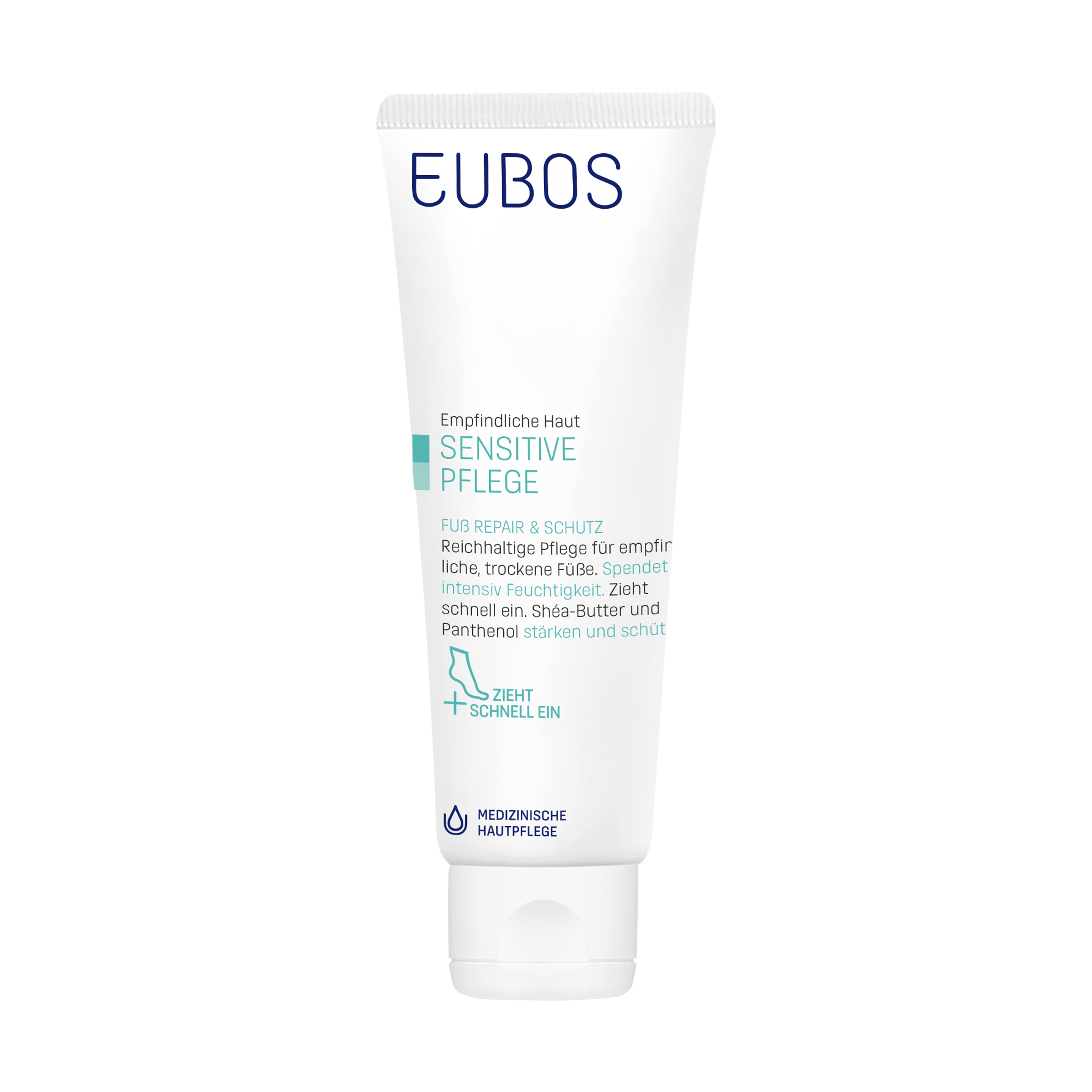 EUBOS Sensitive Fuß Repair & Schutz