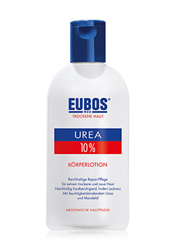 EUBOS Urea 10%  Körperlotion